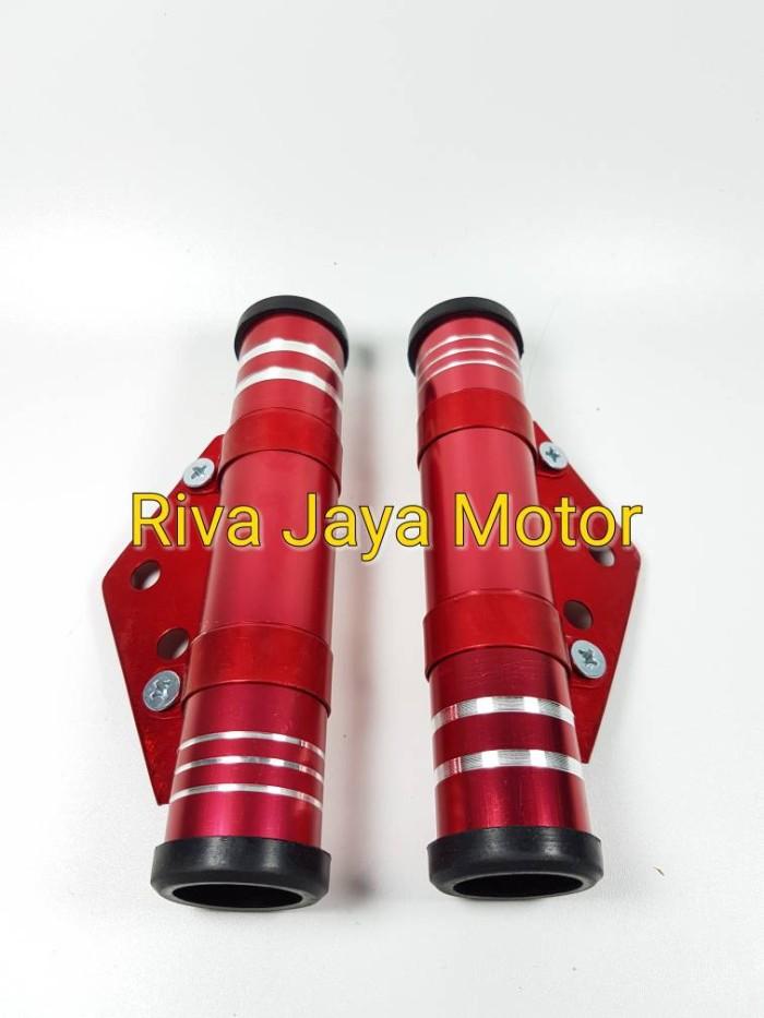 harga Kuping kupingan dudukan bracket merah lampu depan cb tiger vixion dll Tokopedia.com