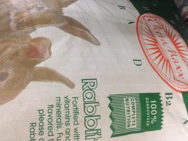 harga Makanan kelinci rabbit food vitamaxx Tokopedia.com