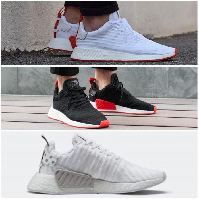 online store 43a4e 8ba26 Jual sepatu adidas nmd r2 black red (bred- white red - white white original  - Kota Tangerang Selatan - toko branded ori | Tokopedia