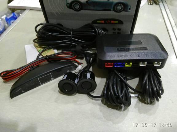 harga Parking sensor 2radar dgn monitor dan buzzer garansi Tokopedia.com