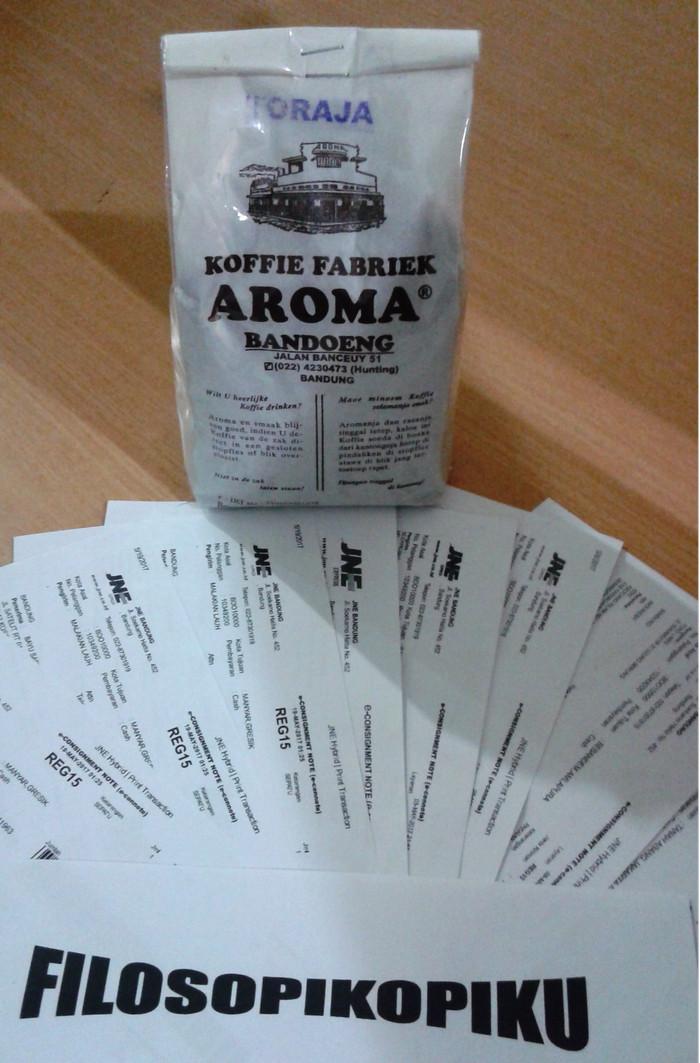 harga Kopi aroma toraja arabika bandung 500 gr Tokopedia.com