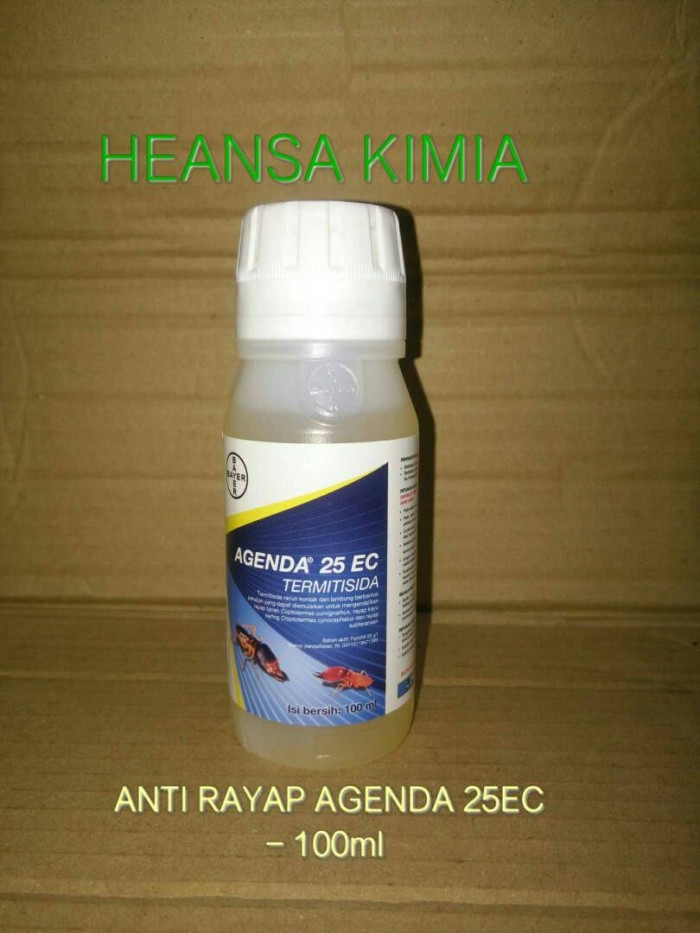 Foto Produk ANTI RAYAP AGENDA 25EC - 100ML dari HEANSA KIMIA