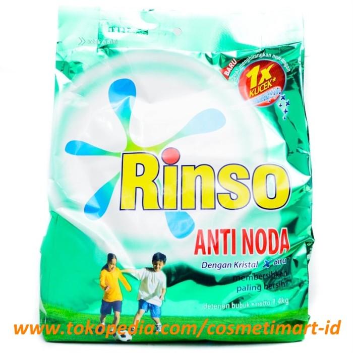 Deterjen Bubuk Rinso Antinoda 1.8kg