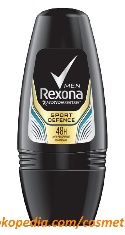 Jual Rexona Men Anti Perspirant Deodorant Roll On Adventure 50ml