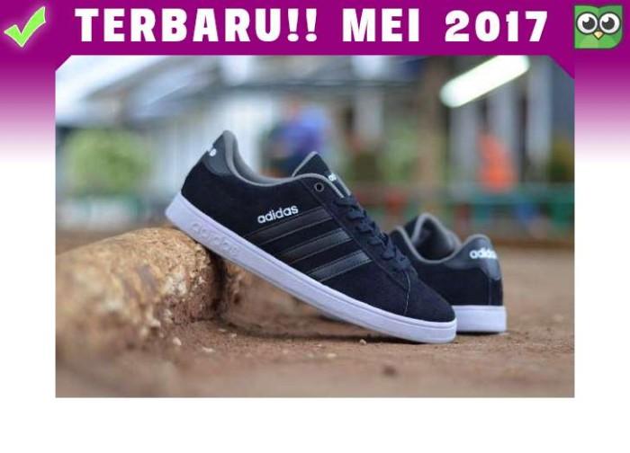 Jual Promo Sepatu Pria Casual Sneakers Adidas Neo Derby Import ... 989171a6de