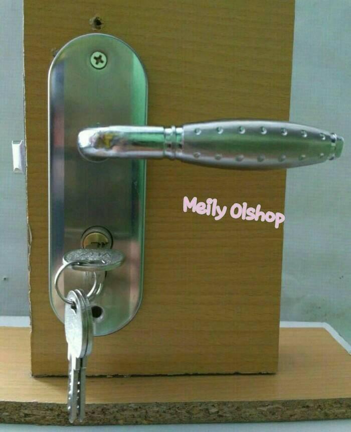 harga Kunci Pintu Rumah (ukuran Kecil) / Handle Pintu / Tarikan Pintu Tokopedia.com