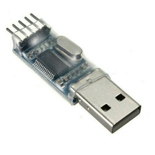 Foto Produk PL2303 USB To RS232 TTL Converter Adapter Module PL2303HX dari M-kontrol