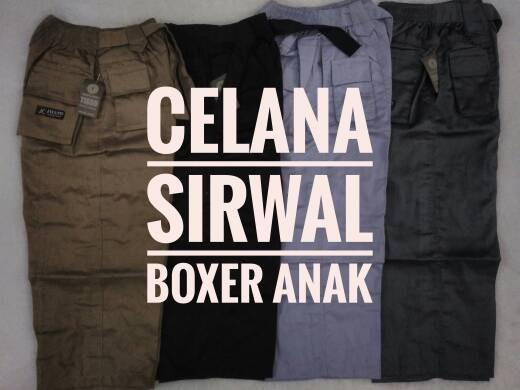 Foto Produk celana sirwal boxer anak dari abys-olshop