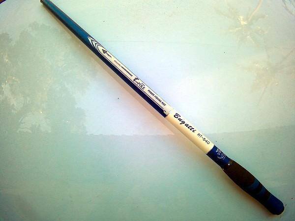 harga Joran tegek bugatti biru 540 Tokopedia.com