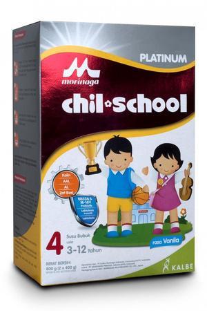 harga Morinaga chilschool platinum vanila 800gr Tokopedia.com
