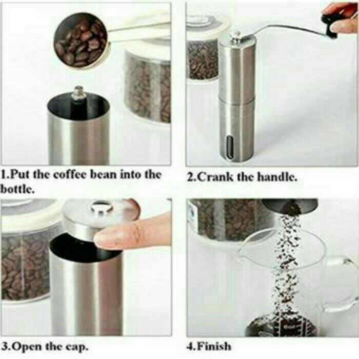 harga Coffee grinder manual Tokopedia.com