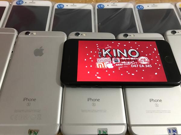 Jual iPhone 6S 128GB Second Seken Gray Grey - kino phone cell ... 708550fd0d