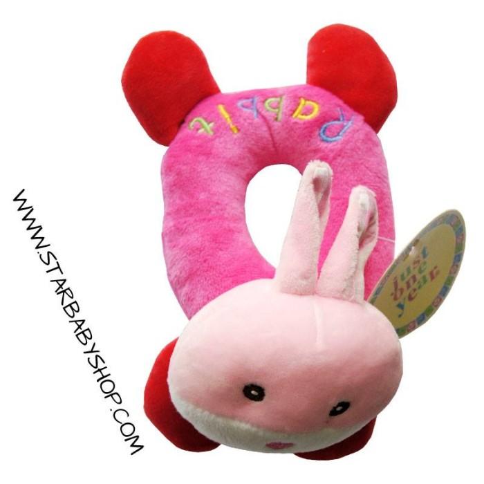 harga Baby grow - boneka mainan bayi anak - rattle/teether bayi anak -rabbit Tokopedia.com