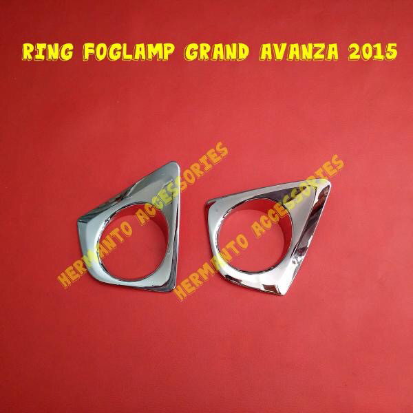 harga Ring/cover/list/lis/garnish foglamp grand all new avanza/great xenia Tokopedia.com