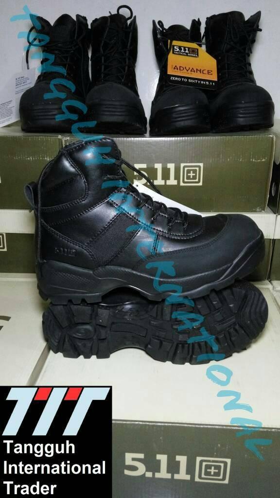 harga Sepatu 5.11 import 6 in pdh pdl; 511 kaporlap pol pp tactical 6  boots Tokopedia.com