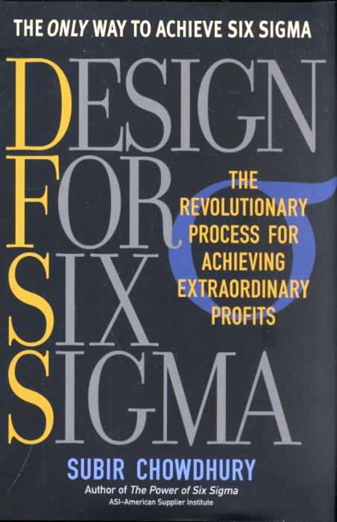 The Power Of Six Sigma By Subir Chowdhury Ebook