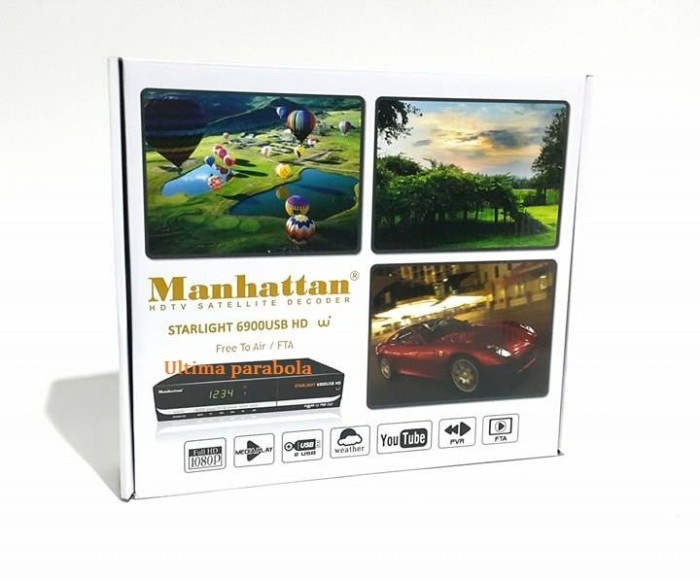 Katalog Receiver Manhattan Katalog.or.id