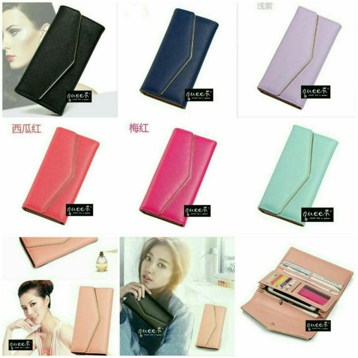 Foto Produk Dompet wanita murah model amplop grosir dompet dari Then4Shop