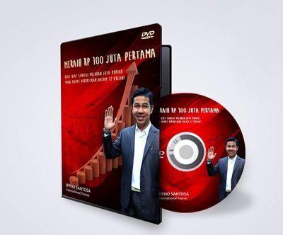 harga Meraih 100 juta pertama + dvd 7 kr Tokopedia.com