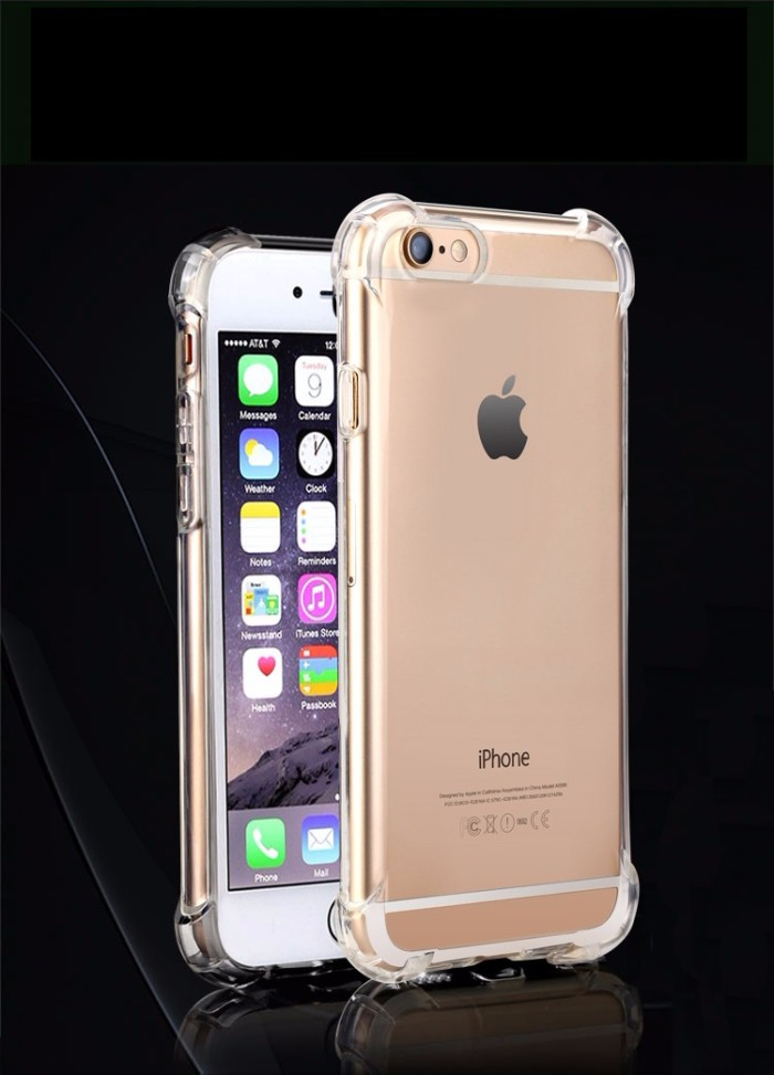 quality design 78a5a 8ba8a Jual Soft Case | Case Silikon | Bening | Slim IPHONE 6, 6s, 6+, 6s+, 7, 7+  - Transparan - DKI Jakarta - PH-KINGDOM | Tokopedia