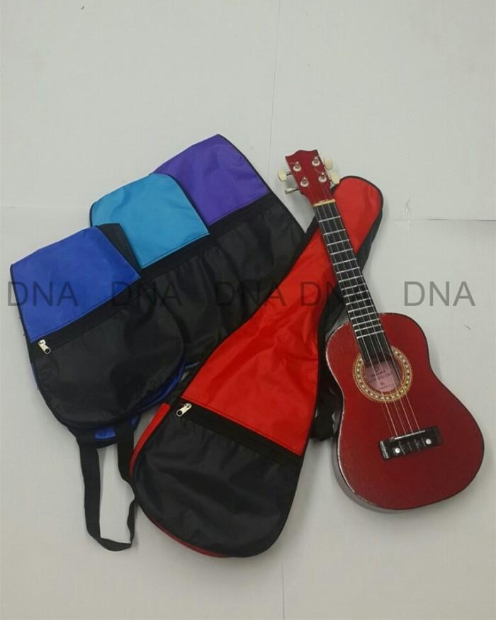 harga Sarung gitar ukulele softcase / cover gitar ukulele softcase Tokopedia.com