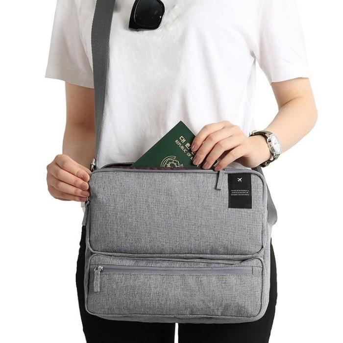 Korean Grand Voyaging Bag Ver 2   Travel Organizer   Tas Selempang 4389e70f3c