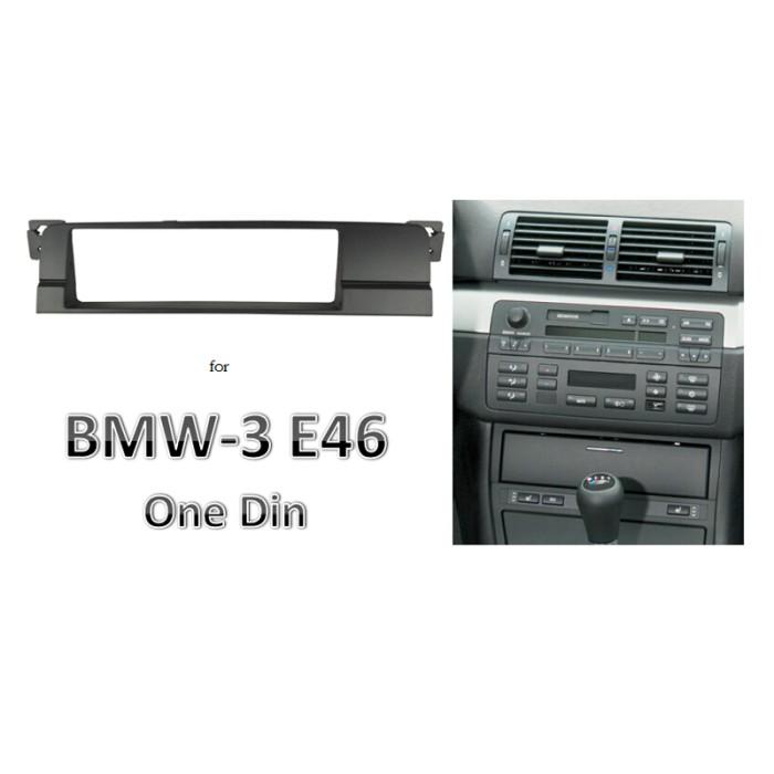 harga Frame audio bmw e46 single din panel e46 1din e46 1din bmw e46 1 din Tokopedia.com
