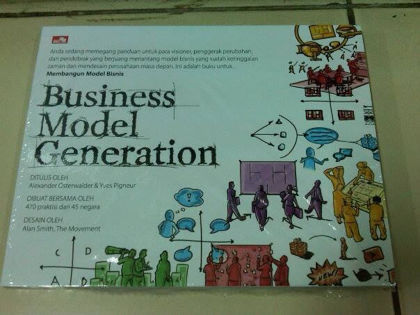 harga Business model generation - alexander osterwalder Tokopedia.com