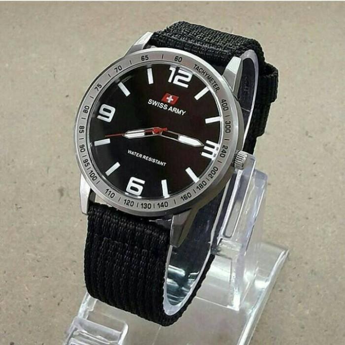 ... Couple Tali kulit SA 7115 ART. Source · Jam tangan pria, Swiss army kain, simple/elegant, kw super