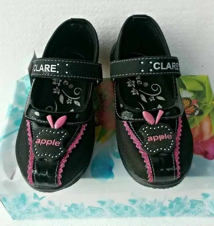 harga Sepatu sekolah anak perempuan clare / sepatu sekolah paud tk sd Tokopedia.com