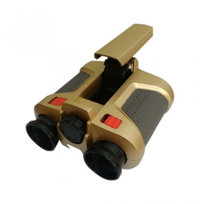 harga Night scope 4 x 30mm binoculars with pop-up light - teropong golden Tokopedia.com
