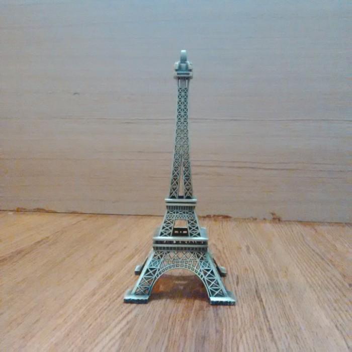 harga Miniatur menara eiffel paris 25cm Tokopedia.com