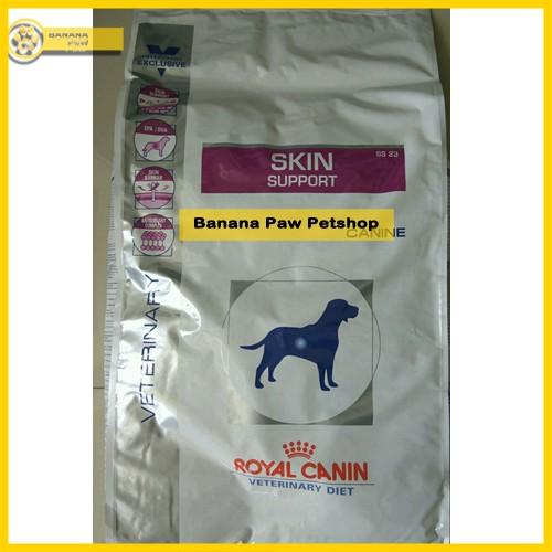 harga Dog food royal canin skin support 7 kg Tokopedia.com