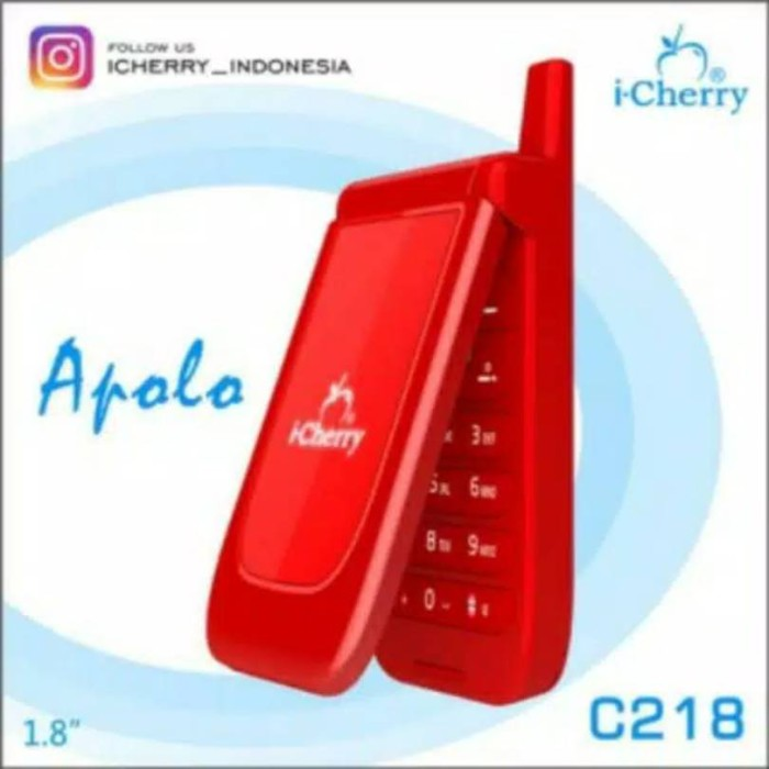 harga Icherry c218 apolo flip phone Tokopedia.com