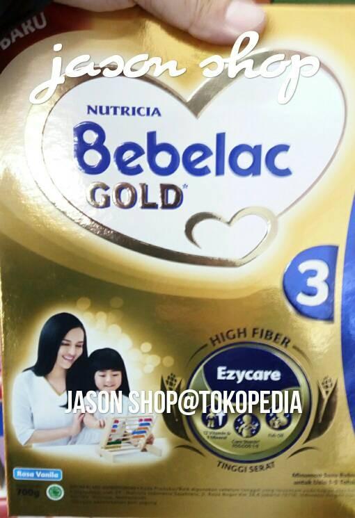 harga Susu bebelac gold 3 (1-5 tahun) 700 gr/bebelac gold 3 (1-5 thn) 700 gr Tokopedia.com