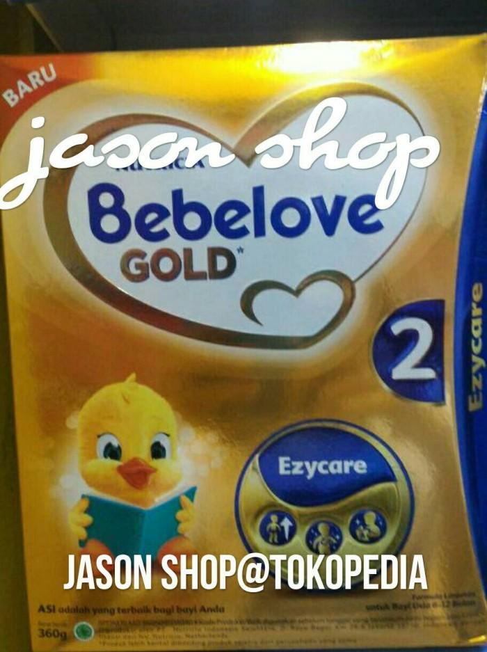harga Susu bebelove gold 2 ezycare (6-12 bln) 360 gr/bebelove gold 2 360 gr Tokopedia.com