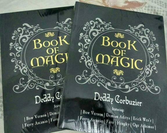 Book Of Magic Deddy Corbuzier