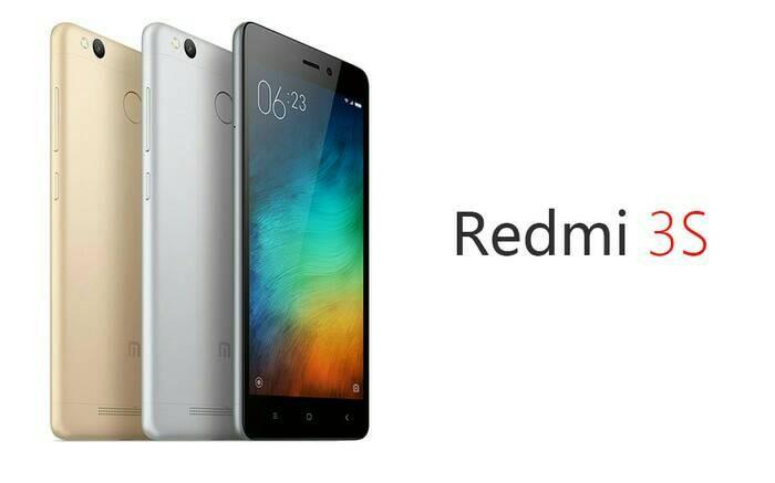 Xiaomi/xiomi redmi 3s 16gb 2gb 4g lte gold grns 1 thn