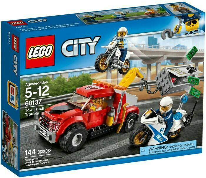 harga Lego 60137 city tow truck trouble Tokopedia.com
