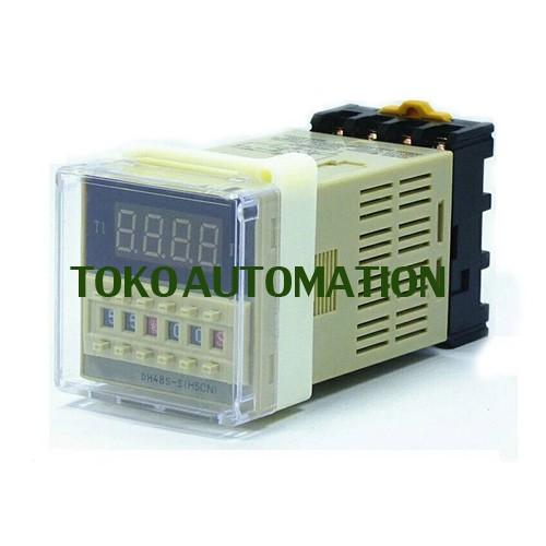 harga Omron dh48s-s relay twin counter digital precision delay time pd37 Tokopedia.com