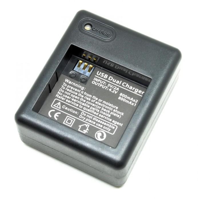 harga Dual battery charger for xiaomi yi battery Tokopedia.com