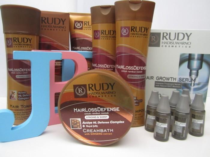 harga Shampo+cond+hair tonic+hairmask+creamb+h growth serum rudy hadisuwarno Tokopedia.com