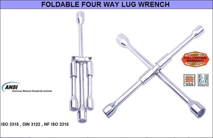 harga Kunci baut velg roda 4 uk 17 19 21 23 foldable american tool Tokopedia.com