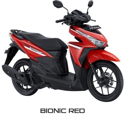harga New honda vario 125 cbs iss mmc bekasi & depok Tokopedia.com