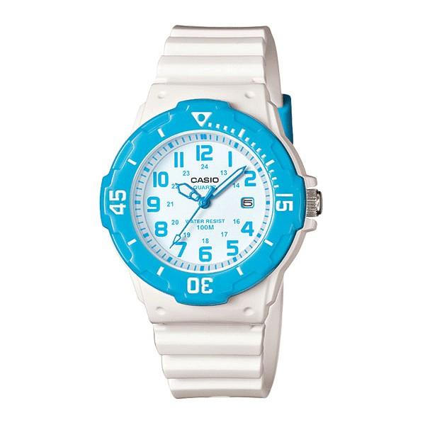 Casio jam tangan wanita lrw-200h-2bv