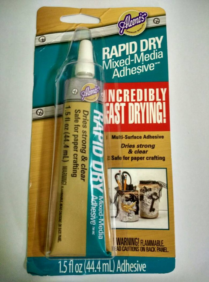 harga Aleene rapid dry mixed media glue Tokopedia.com