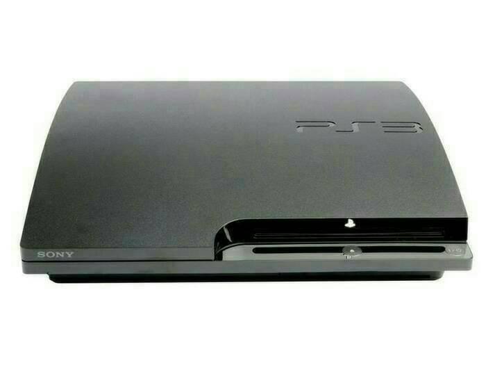 ... Ps3 Playstation 3 Slim 250gb Seri 25xx CFW 2 Stik