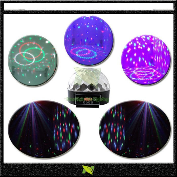 harga Lampu disco dmx magic ball light ne006 Tokopedia.com