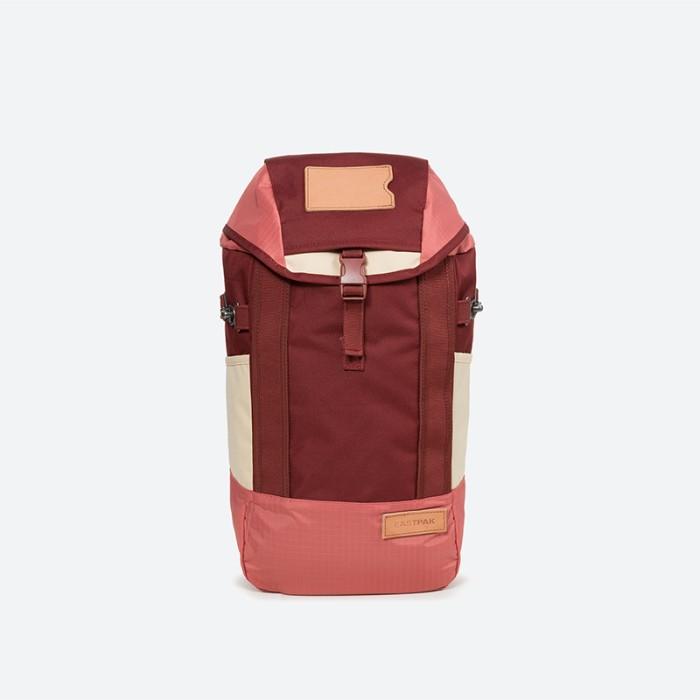 harga Eastpak fluster tas ransel (backpack) - merge pink Tokopedia.com
