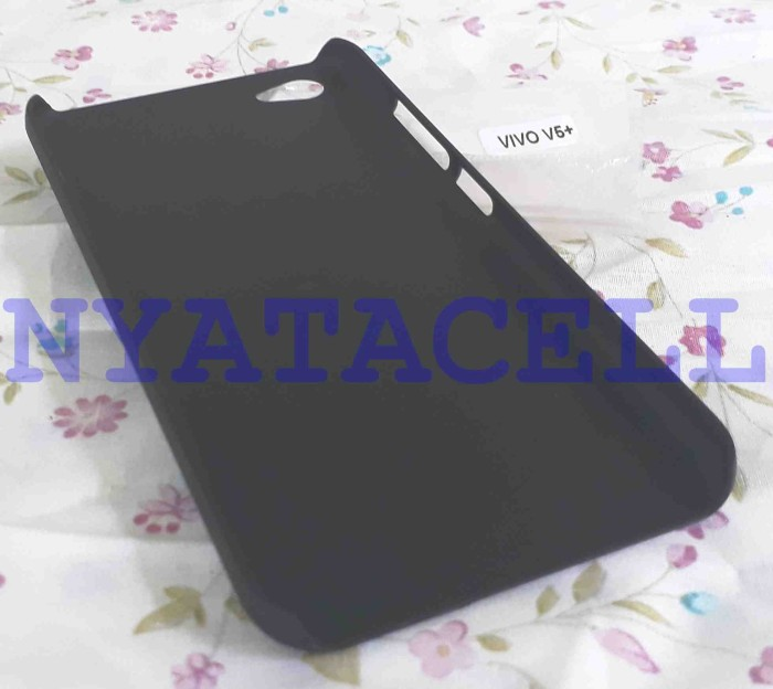 ... Super Frosted Shield Source Case Nillkin Vivo V5 Plus Frosted Shield Hard Casing Hardcase Cover Hitam